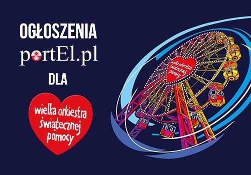 Elbląska Gazeta Internetowa portEl.pl też gra w tym roku dla