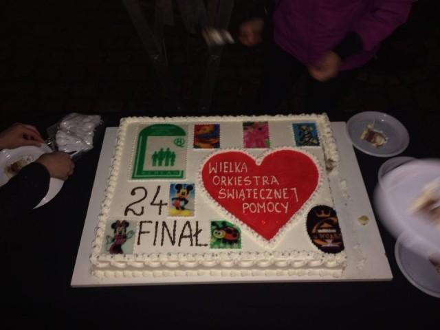 Pyszny tort! :)