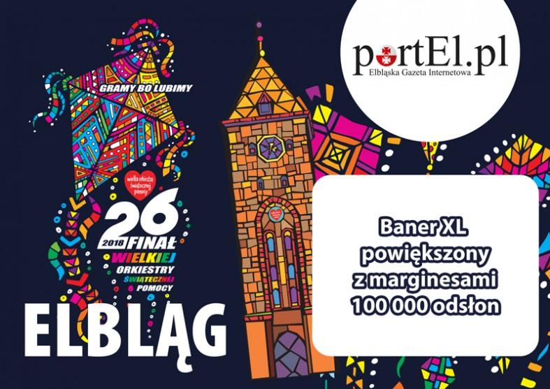 Baner na www.portel.pl