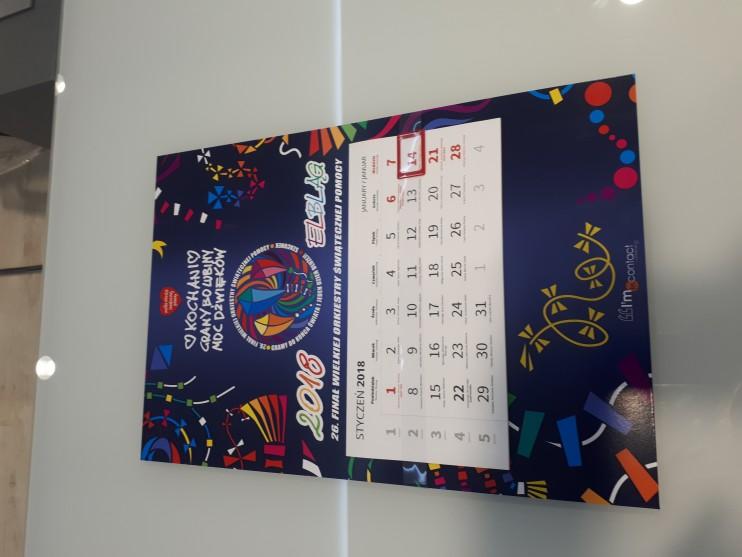 Elbląski Kalendarz WOŚP