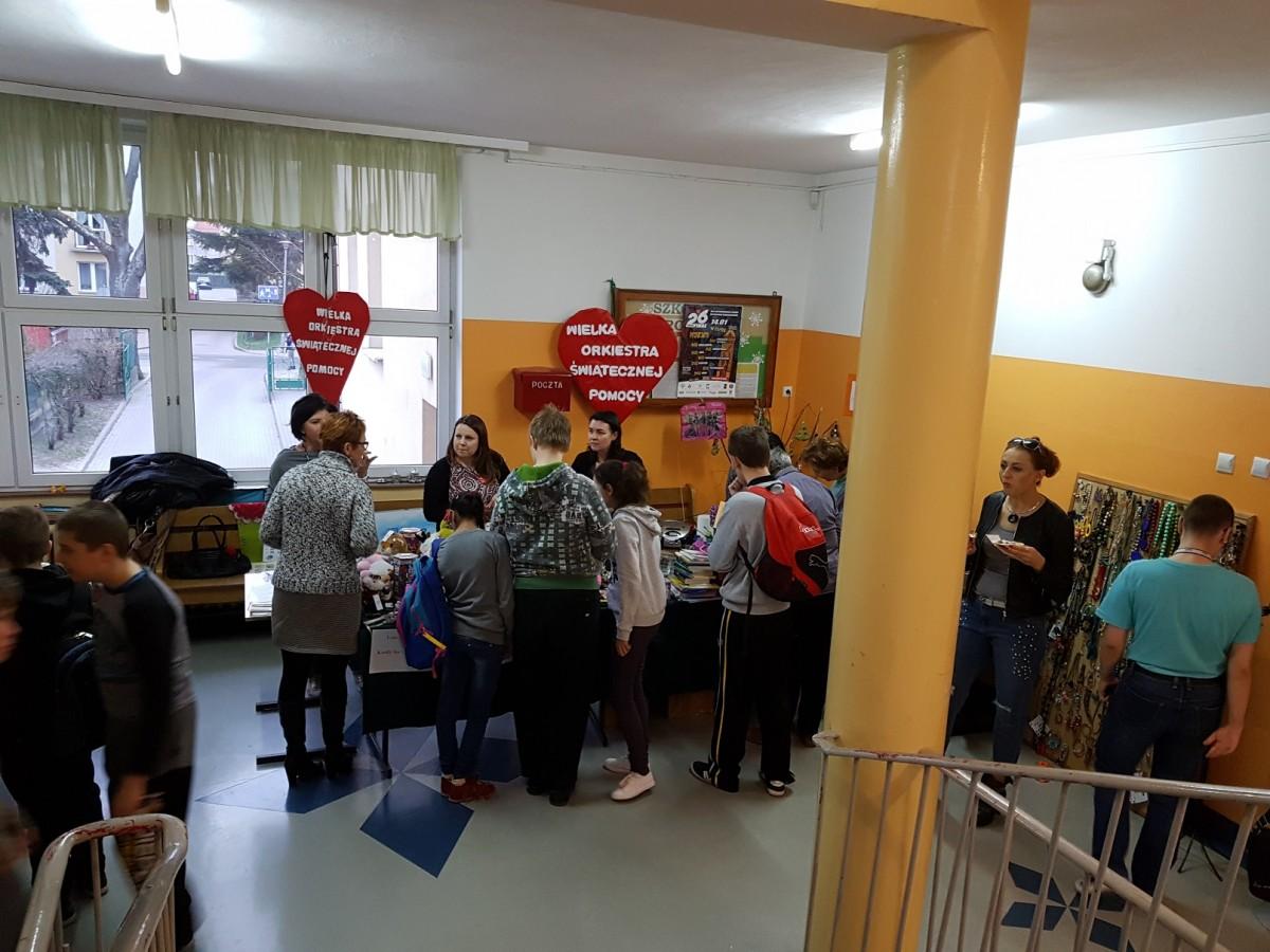 26. Finał WOŚP w SOSW nr 1 w Elblągu