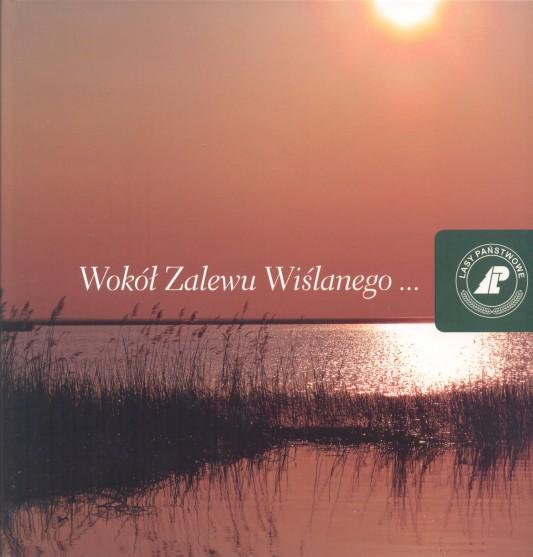 """""""Książka-album """"Wokół Zalewu Wiślanego"""""""
