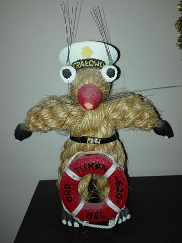 Szczurek - maskotka ORP-TUKAN-620