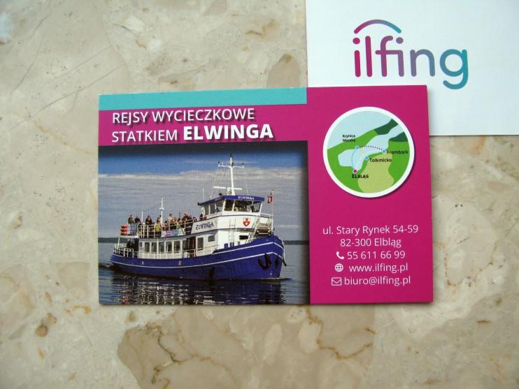 Bilety na statek Elwinga