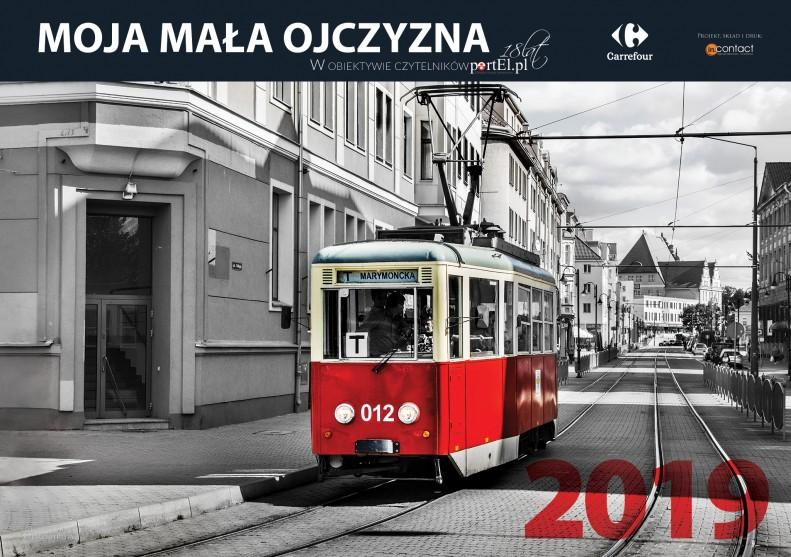 Kalendarz Fotka Miesiąca na 2019 rok