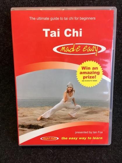DVD- ćwiczenia Tai Chi-60min, j. angielski