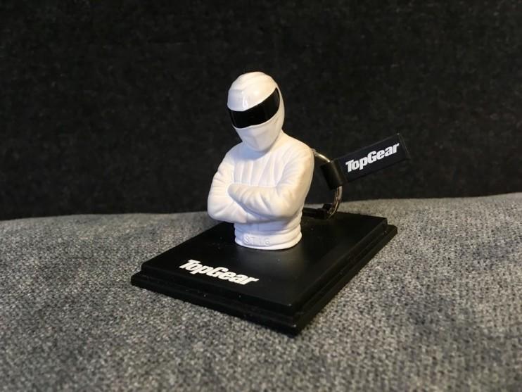 Limitowany produkt BBC WORLDWIDE Figurka Top Gear- wys.5,5 c