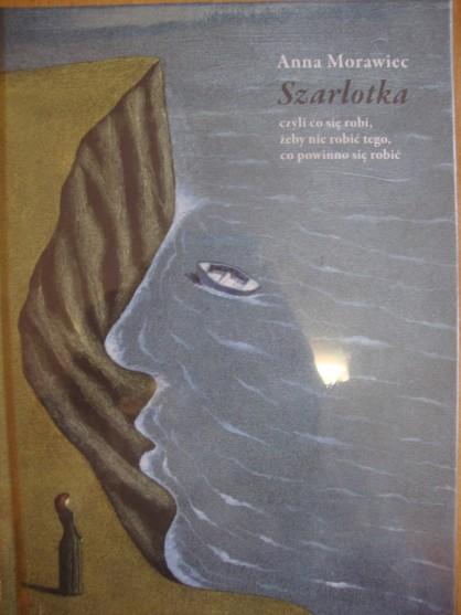 """Książka """"Szarlotka"""" Anna Morawiec"""