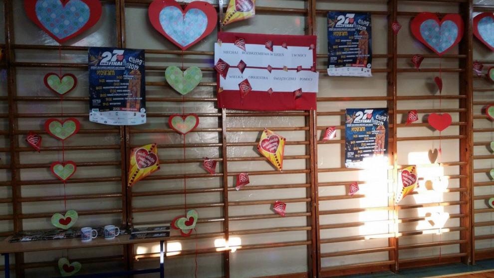 27 Finał w Szkole Podstawowej w Żurawcu