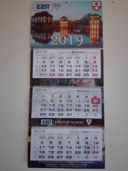Kalendarz związkowy ZZIT