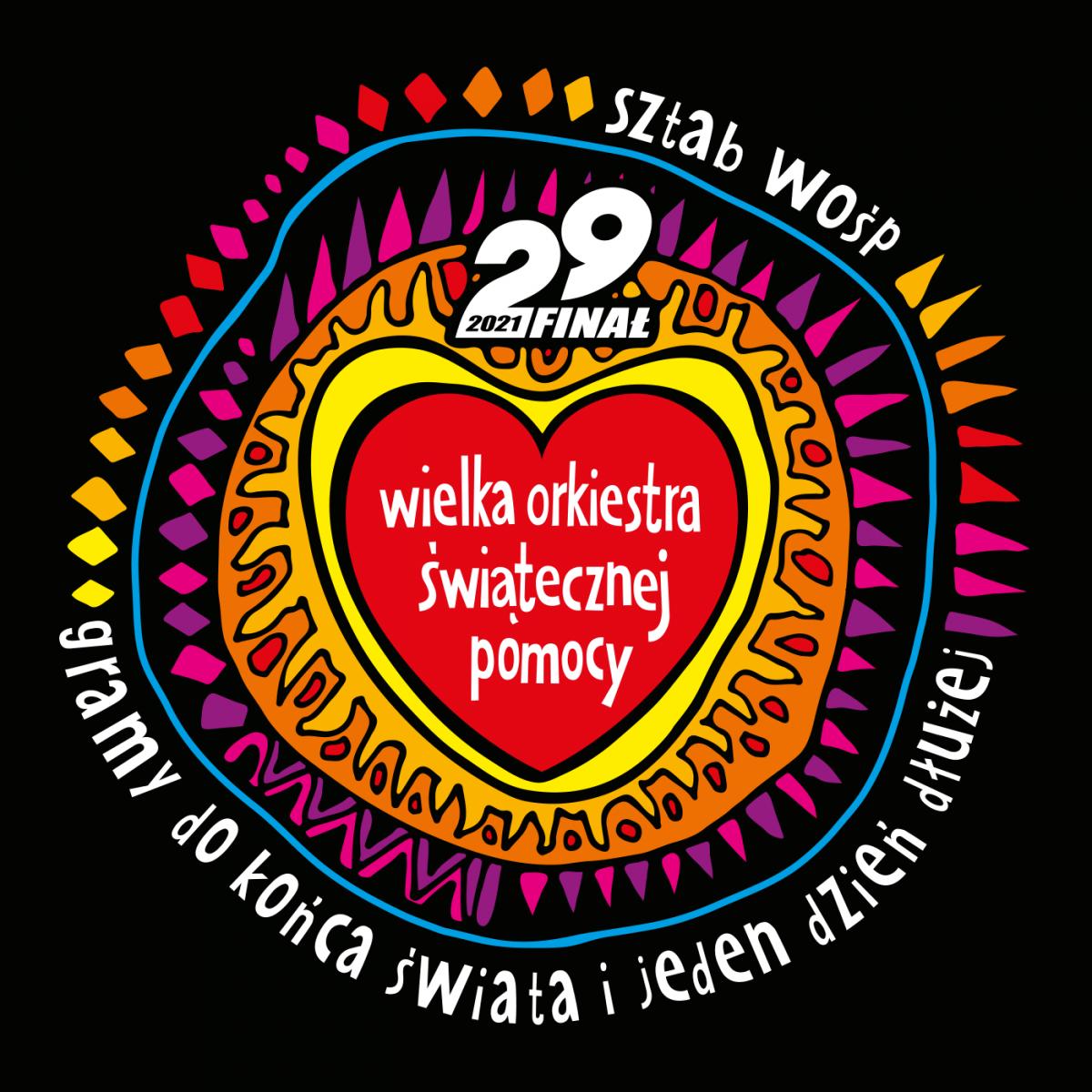 29 Finał Wielkiej Orkiestry Świątecznej Pomocy w Elblągu